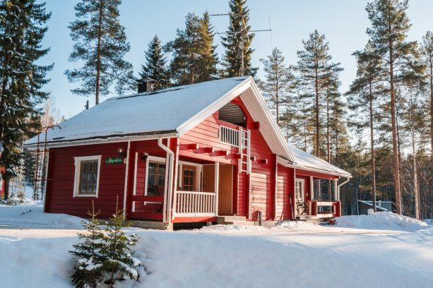 Cottages – Perkkiölampi 6+2 Persons