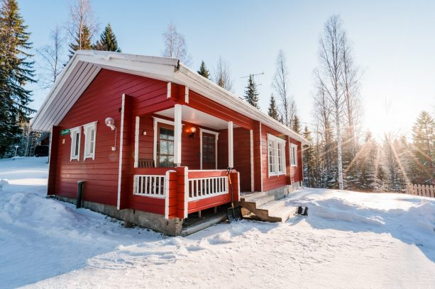Cottages – Perkkiölampi 4+2 Persons